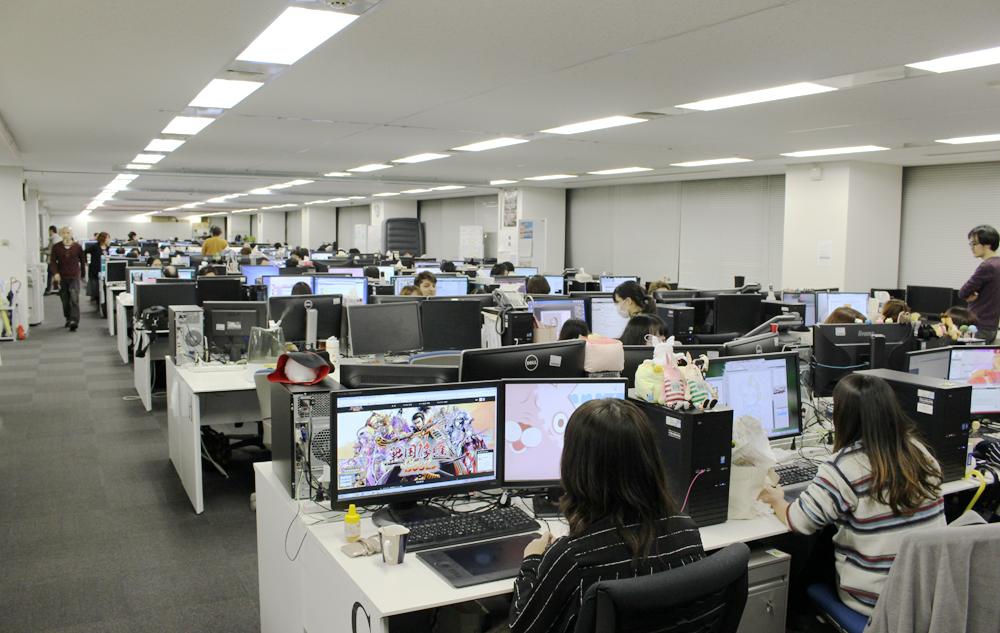 クリーク・アンド・リバー社 名古屋開発スタジオ