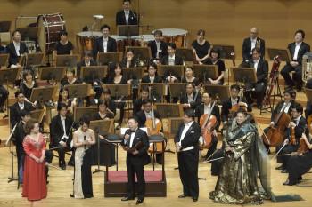 遊楽のオペラ協賛