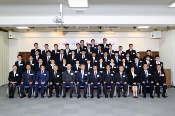 ニラク入社式2018