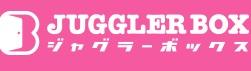 ジャグラーB0Xロゴ
