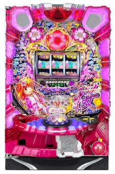 Pドラム海物語IN沖縄桜筐体