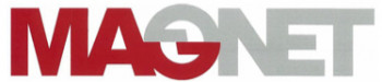 「MAGNET」ロゴ